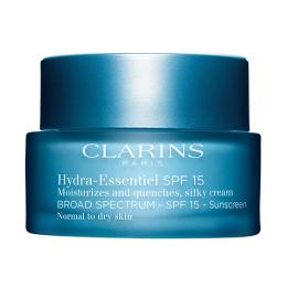 Clarins Hydra-Essentiel crème désaltérante SPF15 peaux normales à sèches - 50ml