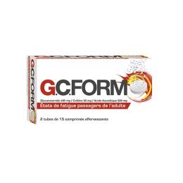 GC Form - 30 comprimés effervescents