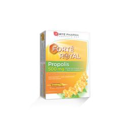 Forté Pharma Propolis 500mg - 20 Ampoules