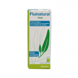 Fluinatural Toux - 158ml
