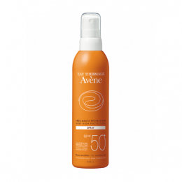 Avène spray spf50+ - 200ml