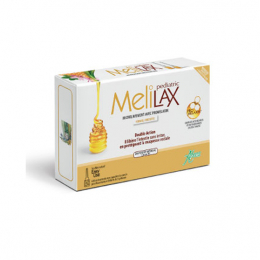 Melilax pediatric microlavement avec promelaxin - 6x5ml