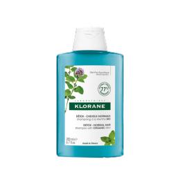 Klorane Shampooing Detox Anti Pollution Menthe Aquatique BIO - 200ml