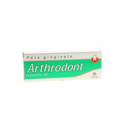 Arthrodont pâte gingivale tube - 80g