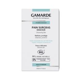 Gamarde Hygiène douceur Pain surgras douceur BIO - 100g