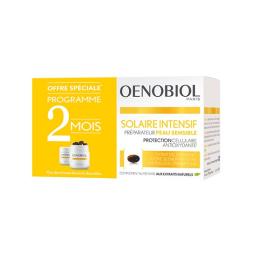 Oenobiol Solaire intensif Peau sensible - 2x30 capsules
