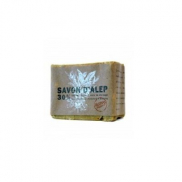 Aleppo Soap Co Savon d'Alep Laurier 30% - 200g