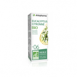 Arkopharma huile essentielle eucalyptus citronné BIO N°06 - 10ml