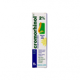 Cromorhinol 2 % Spray nasal - 15ml