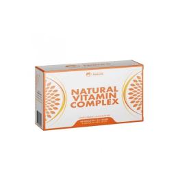 Prescription Nature Natural vitamin complex - 60 gélules