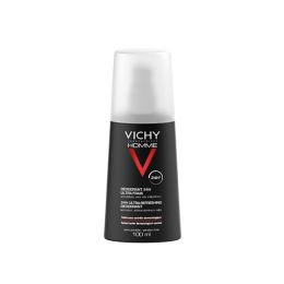 Vichy Homme Déodorant Vaporisateur Ultra-Frais - 100ml