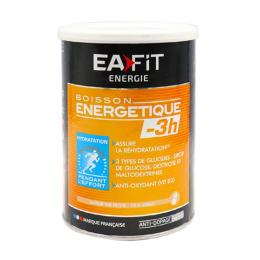 Boisson énergétique -3H saveur thé pêche - 500g