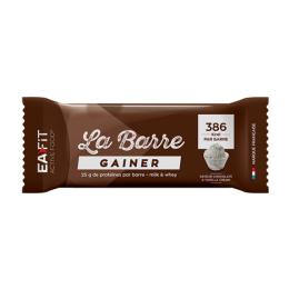 Eafit La barre gainer saveur chocolat et crème vanille - x1