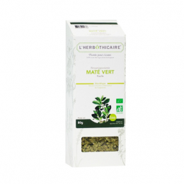 L'herbothicaire tisane maté vert BIO - 80g