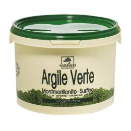 Naturado en provence Argile verte Montmorillonite surfine - 2,5Kg