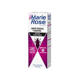 Marie Rose Anti-poux & lentes lotions extra forte  - 100ml