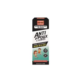 Cinq sur cinq Anti-poux baume décolleur de lentes - 60ml