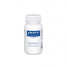 Pure Encapsulations  Vitamine D3 1000 UI - 60 capsules