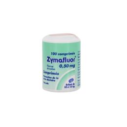 Zymafluor 0,50mg - 100 comprimés