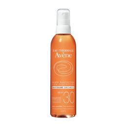 Avène Huile solaire SPF30 - 200ml