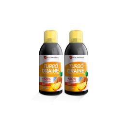 Forte Pharma Turbo-draine Ananas - 2x500ml