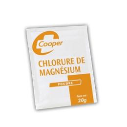 Cooper Chlorure de Magnesium poudre - 20g