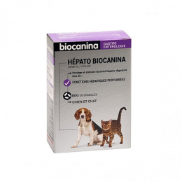 Biocanina Hépato biocanina - 80g
