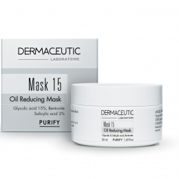 Dermaceutic Mask 15 Régulateur de Sébum - 50ml