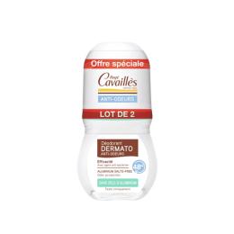 Rogé Cavaillès Déodorant Dermato anti-odeurs Roll-on - 2x50ml