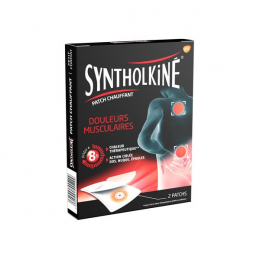 Syntholkiné  Patch chauffant petit format – x2