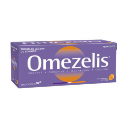 Omezelis - 120 comprimés enrobés