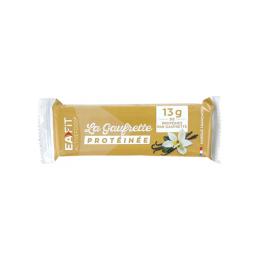 Eafit Barres gaufrette protéiné vanille - 40gr
