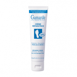 Gamarde Crème réparatrice pieds BIO - 100g