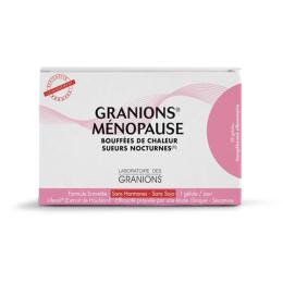 Granions ménopause - 28 gélules