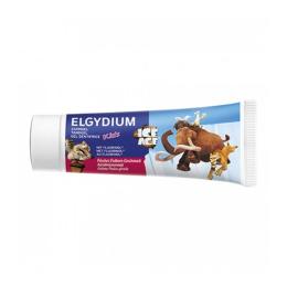 Elgydium Kids Dentifrice Fraise Givrée L'age de glace  2-6 ans - 50ml