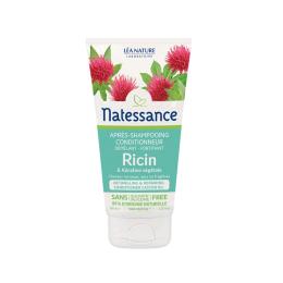 Natessance Capillaire Après-Shampooing Huile de Ricin - 150ml
