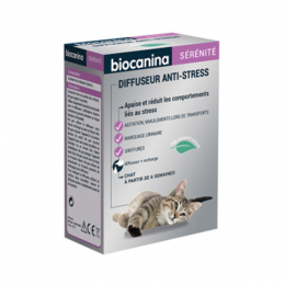 Biocanina Diffuseur anti-stress chat - 45ml