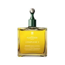 René Furterer Complexe 5 Concentré végétal stimulant aux huiles essentielles chaudes - 50ml