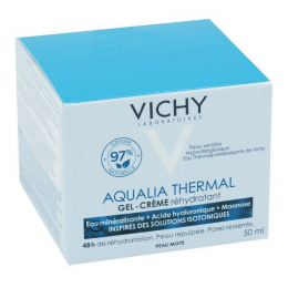 Vichy aqualia thermal gel crème pot 50ml