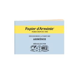 Carnet papier d'Arménie Arménie