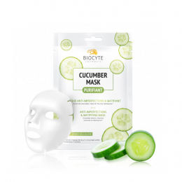 Biocyte Cucumber Mask - 1 masque