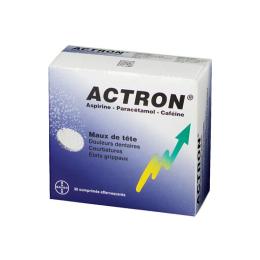 Actron effervescent - 30 comprimés