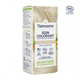 Natessance Soin colorant Blond 9.0