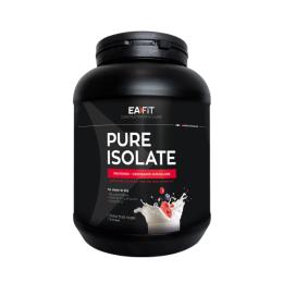Eafit Pure isolate saveur fruits rouges - 750g