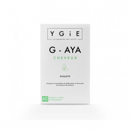 Ygie G-AYA Cheveux - 60 comprimés