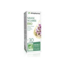 Arkopharma huile essentielle  sauge sclarée BIO N°30 - 5ml