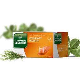 Infuision Incofort digestif n°5 - 24 sachets