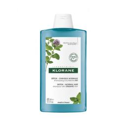 Klorane Shampoing détox à la Menthe aquatique - 400ml