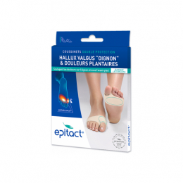 Epitact Protection hallux valgus taille L - 1