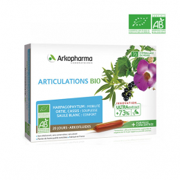 Arkopharma Arkofluides BIO articulations - 20 ampoules